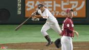 「絶対に1番センターは渡さない」巨人・橋本到外野手(26歳) スポーツ人間模様