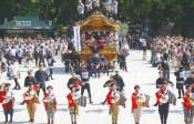 「総引き」は急な坂を一斉に駆け上がっていく勇壮な姿!夏の成田の一大行事『成田祇園祭』【ハロー千葉】