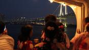 東京湾の上は飲めや踊れの大騒ぎ!~東京湾納涼船スタート!~