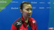 「一球ずつ集中していくだけです」福原愛(27歳)インタビュー 《リオデジャネイロ五輪・卓球女子シングルス》