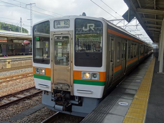 小豆餅と銭取~浜松駅「出世大名...