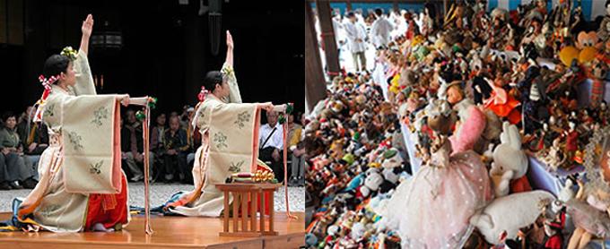 明治神宮人形感謝祭