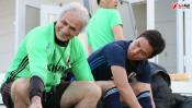 亡き祖父の「男なら勝負しろ!」を胸に サッカー日本代表MF・長谷部誠(32歳) スポーツ人間模様