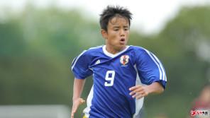FCバルセロナが狙うTOKYO2020の星・U-16日本代表・久保建英(15歳) スポーツ人間模様