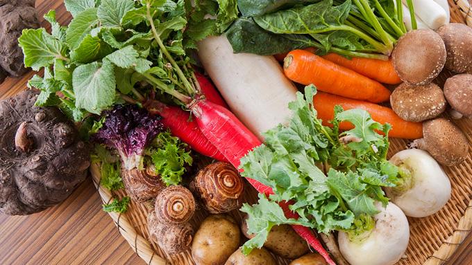 有機野菜:くらぶち草の会(高崎市)