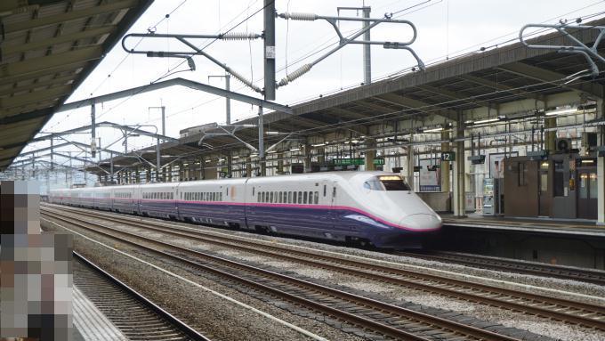 上越新幹線E2系,とき