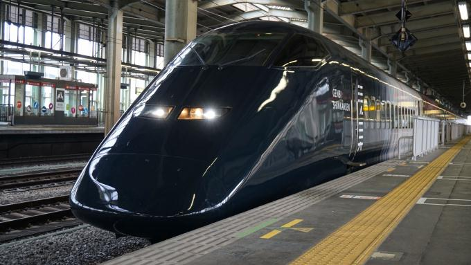 現美新幹線E3系,長岡駅