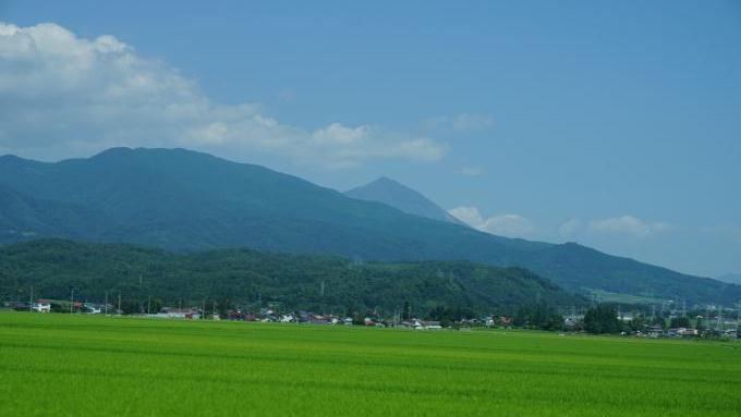 会津,風景