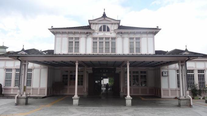 日光駅・2013年筆者撮影