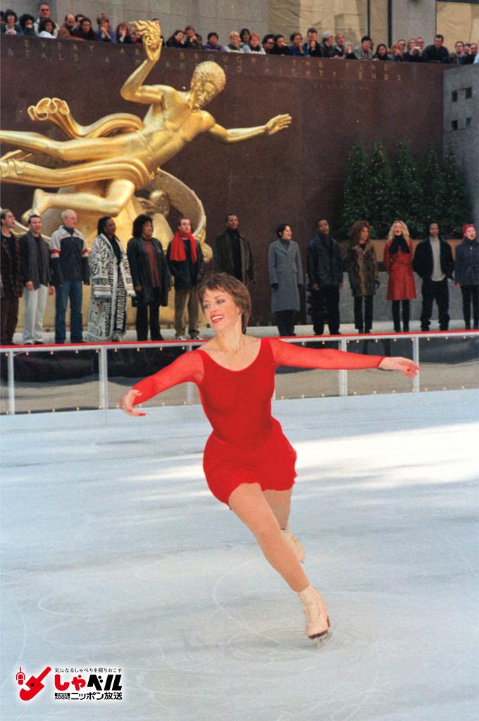 ニッポン放送 NEWS ONLINE懐かしい銀盤の2つの星 リンスマイルとハミルカット!フィギュアスケート女子 ジャネット・リン&ドロシー・ハミル スポーツ人間模様