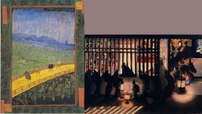 """ゴッホもゴーギャンもビックリ?ニッポンの浮世絵師の""""底力""""【やじうま好奇心】"""