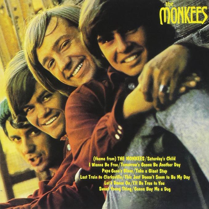 恋の終列車,The-Monkees