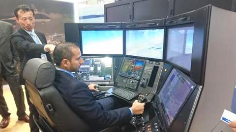 国際航空宇宙展を取材して
