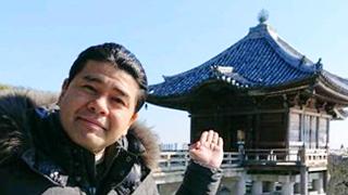 近江八景の浮御堂