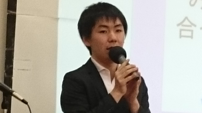 今回の番組の主人公佐々木奏太さん(大川小学校の教員だった父を亡くした)