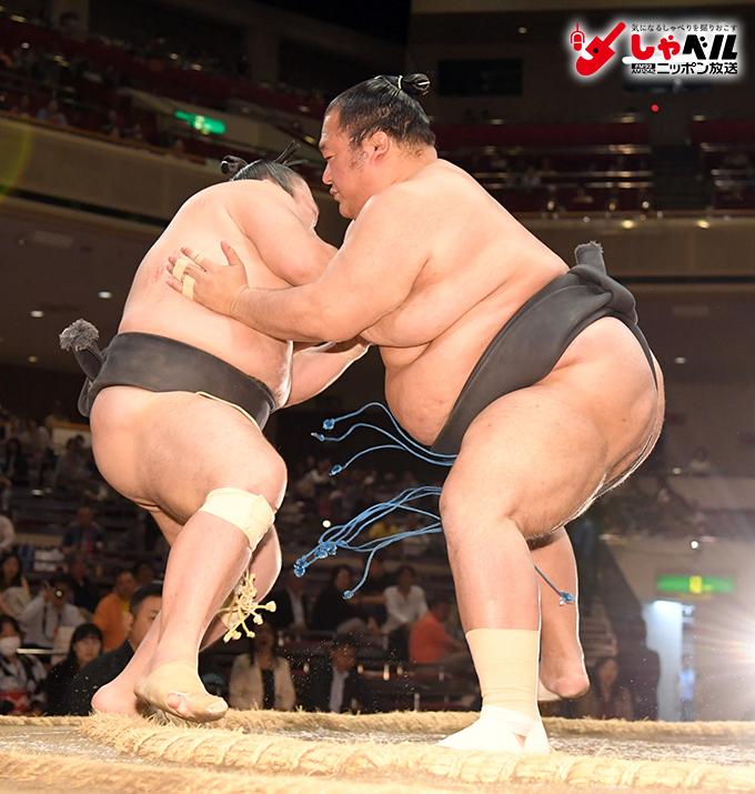死にもの狂いです!大相撲幕下十...