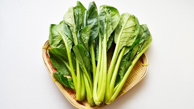 高栄養価の『小松菜』は1年中採れます!【鈴木杏樹のいってらっしゃい】