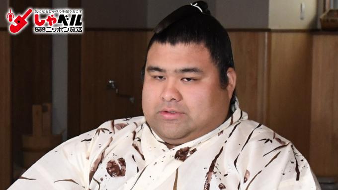 伝達式を夢見て相撲をやってきた!大相撲関脇・高安晃(27歳) スポーツ人間模様