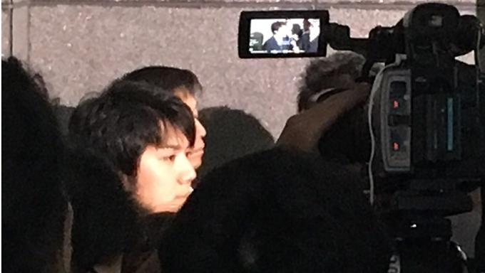 """【新人記者(仮)あいばゆうな取材記】""""マスコミが殺到""""に目がテン!小室圭さん記者会見"""