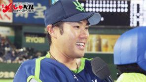 復活の今季初勝利「チャンスだと思った」ヤクルト・由規投手(27歳) スポーツ人間模様