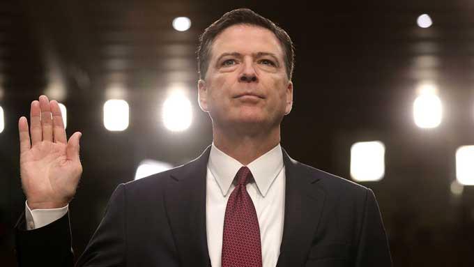 コミー前FBI長官「トランプは嘘...