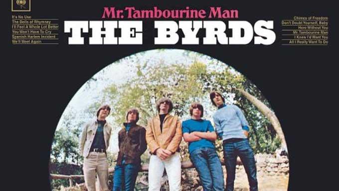 1965/6/26 バーズ「ミスター・タンブリン・マン」が全米1位を獲得【大人のMusic Calendar】