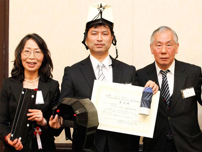 日本版イグノーベル授賞式,小澤範雅