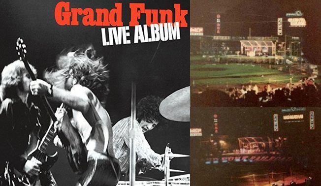 46年前の7/17、嵐の後楽園球場でグランド・ファンク・レイルロードの伝説となるライヴが行われた【大人のMusic Calendar】
