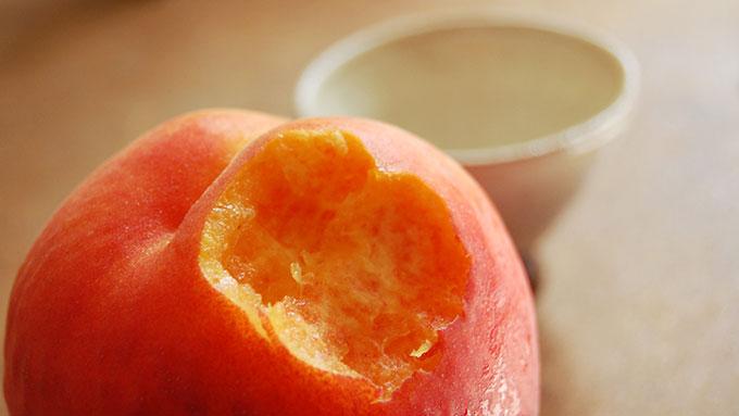 風邪には桃缶で納得!栄養がいっぱい!【鈴木杏樹のいってらっしゃい】