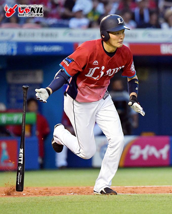 球団シーズン最多盗塁記録を早くも更新! 西武・源田壮亮内野手