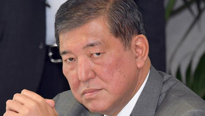 石破茂 10月22日補欠選挙の失敗は総選挙に響く