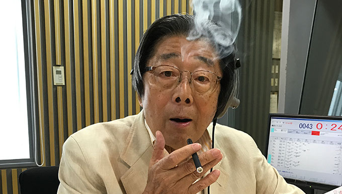 ビタミンを吸う電子タバコの4つの特徴