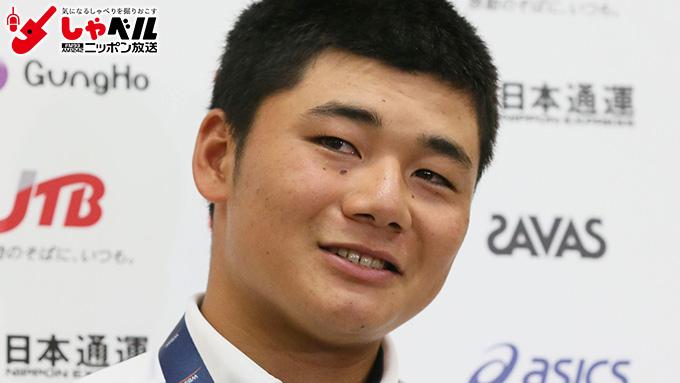 早実・清宮幸太郎 メジャーリーグで評価される意外な一面とは?