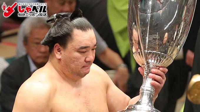 大相撲横綱・日馬富士 命がけでやった!
