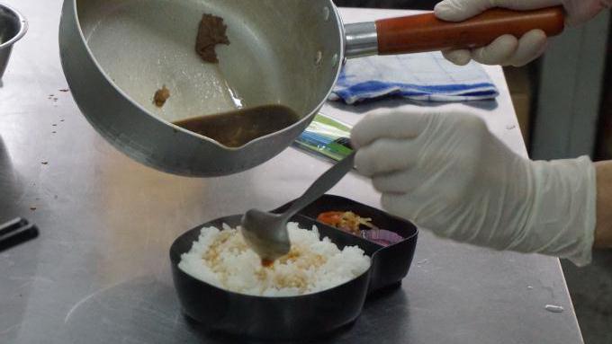 モー太郎弁当