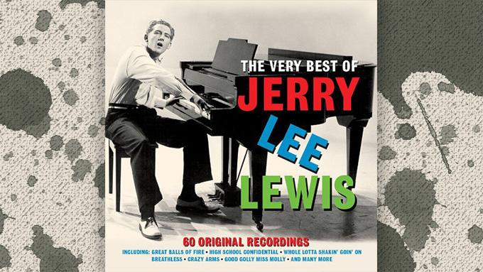 """9月29日はロックンロール・ミュージック界の""""キラー""""ジェリー・リー・ルイスの誕生日。82歳となる"""