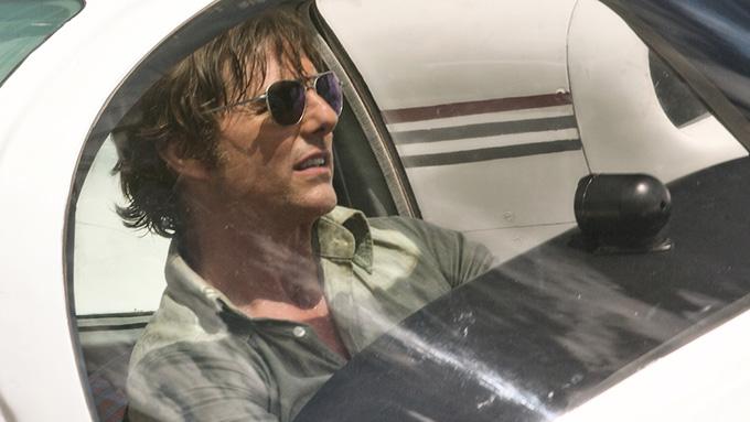 トム・クルーズ、今度はCIA兼麻薬の運び屋に…『バリー・シール/アメリカをはめた男』