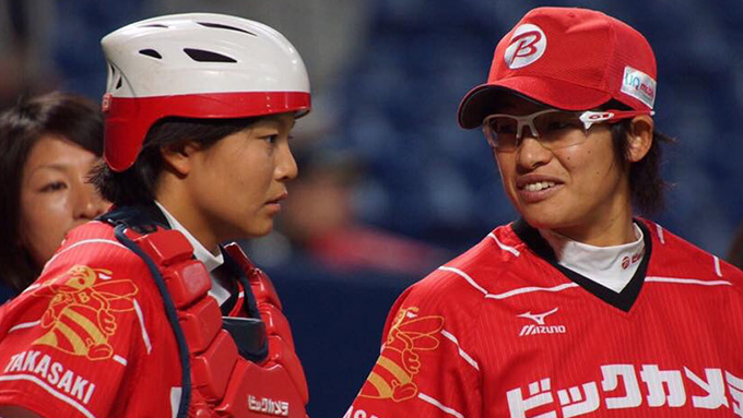 今シーズンは、まずはケガをしない事 –ビックカメラ高崎・上野由岐子投手-