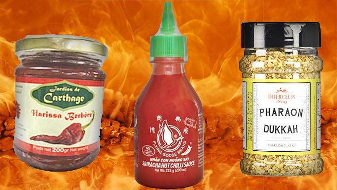 食欲の秋に知っておきたい各国のオススメ調味料を3つご紹介!