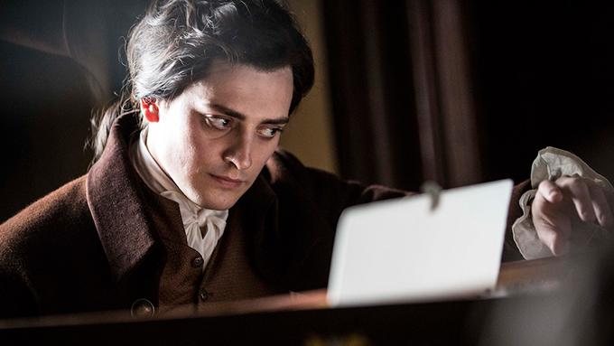 モーツァルト生誕260年を記念した、本格的モーツァルト映画『プラハのモーツァルト 誘惑のマスカレード』