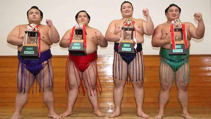 白鵬のハイペースな稽古で大相撲11月場所に期待 下角陽子