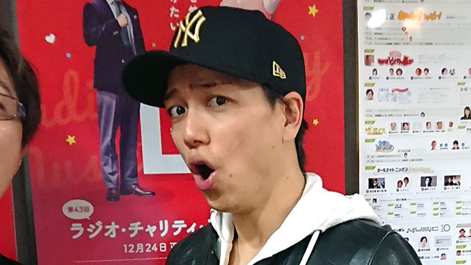 山崎育三郎 いつかよしもと新喜劇の舞台に立ちたい