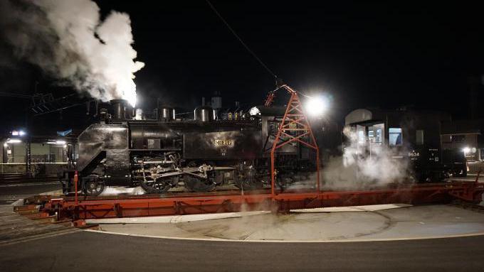 C11形蒸気機関車207号機