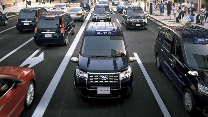 東京の街の景色が変わる?「次世代タクシー」レポート