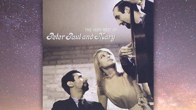 本日はピーター・ポール&マリーのマリー・トラヴァースの誕生日
