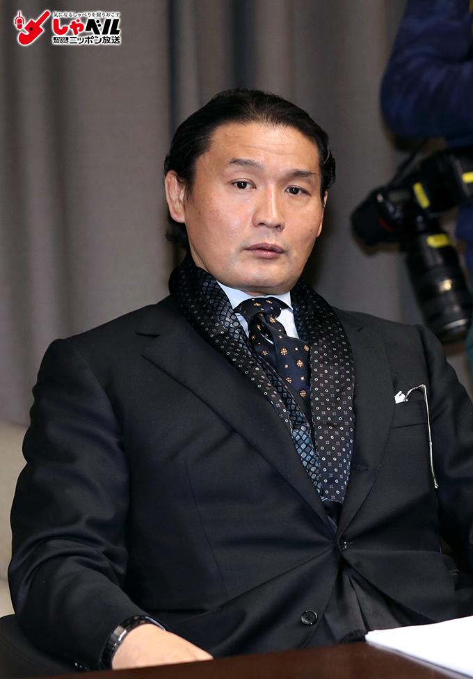 貴乃花 親方 日本相撲協会 第65回 理事会