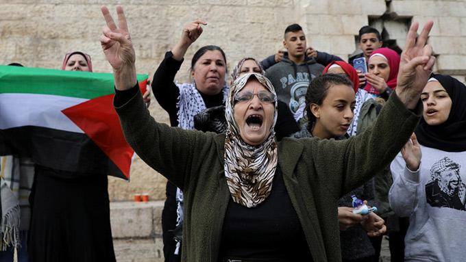 エルサレム首都宣言~真の狙いはロシアゲートの目くらましとキリスト福音派の票