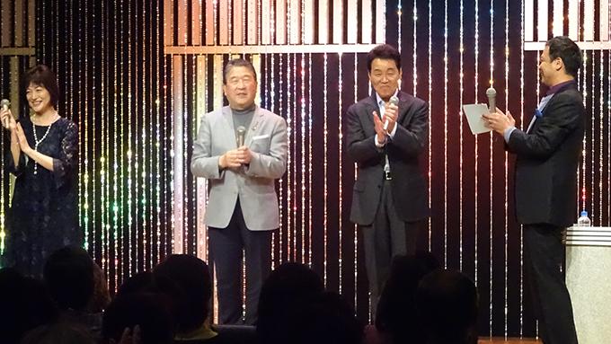 徳光和夫、五木ひろしの名曲を厳選! 隠れたエピソードを大いに語る!