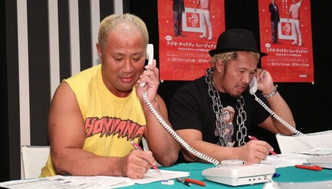 新日本プロレス真壁刀義選手と本間朋晃選手が乱入?