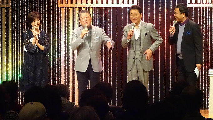 五木ひろしと坂本冬美のデュエット曲を「いきものがかり」水野良樹が提供!